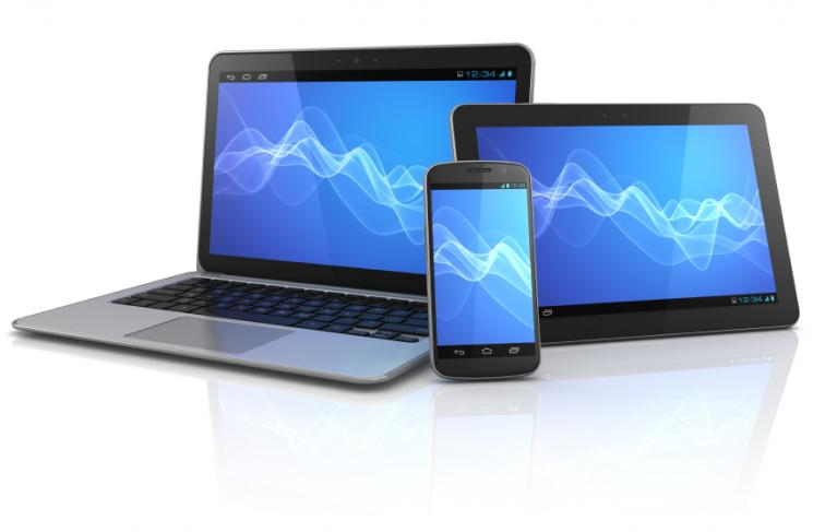 Communications Technology Invasion | Computers, Tablets and Phones ...
